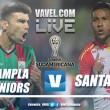 Rampla Juniors vs Santa Fe en vivo online por Copa Sudamericana 2018