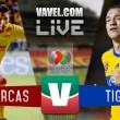Resultado y goles del Monarcas 3-3 Tigres de la Liga MX 2017