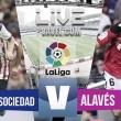 Resultado Real Sociedad vs Deportivo Alavés en vivo online en La Liga 2016