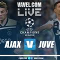 Resultado e gols Ajax x Juventus pela Champions League 2018/19 (1-1)