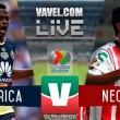 Resultado y goles del América 0-1 Necaxa en la Liga MX 2017