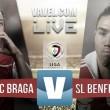 Resultado Sporting de Braga - Benfica (0-2): dos goles tempraneros acaban con un buen SC Braga