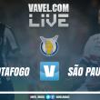Jogo Botafogo x São Paulo AO VIVO pelo Campeonato Brasileiro 2017