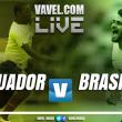 Jogo Brasil x Equador ao vivo online no Sul-Americano Sub-20