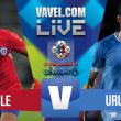 Resultado Uruguay - Chile en Copa América (0-1)