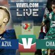 Cruz Azul vs Chiapas en vivo 2015 (0-1)