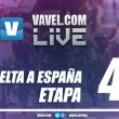 Resumen de la etapa 4 de la Vuelta a España 2017: Matteo Trentin alarga la racha de Quick Step