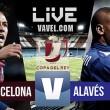 FC Barcelona vs Alavés EN VIVO en tiempo real en final Copa del Rey 2017