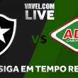 Botafogo x Cabofriense ao vivo online pelo Campeonato Carioca 2018