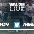 El Getafe regresa a Primera División (3-1)