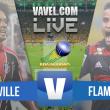 Joinville e Flamengo ao vivo hoje no Campeonato Brasileiro 2015 (0-0)