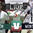Resultado y goles del partido León (1-2) Monterrey en Liga Mx 2017