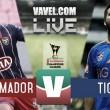 Plaza Amador vs Tigres en vivo online en partido Concachampions 2016 (0-0)