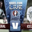 Portugal naufraga en un iceberg islandés