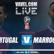 Jogo Portugal x Marrocos ao vivo online pela Copa do Mundo 2018