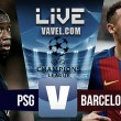 Resumen y goles del PSG 4-0 Barcelona en Champions League 2017