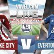 Stoke City vs Everton en vivo y en directo online