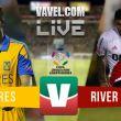 Resultado Tigres vs River Plate en vivo en final Libertadores 2015 (0-0)