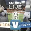 En vivo: Valencia - Espanyol en directo online en Liga BBVA 2016