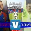 El Espanyol da vida al Levante en un partido ridículo
