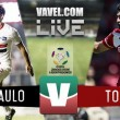 Toluca, con un pie fuera de la Copa Libertadores 2016