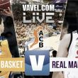 Resultado Valencia Basket vs Real Madrid Baloncesto en Playoffs ACB 2015 (84-90)