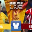 Athletic Bilbao x Zilina ao vivo online na Uefa Europa League 2015/2016 (0-0)