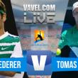 Roger Federer x Tomas Berdych AO VIVO online pelo Australian Open 2018
