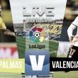 Resumen UD Las Palmas 3-1 Valencia CF