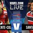 Resultado Independiente Medellín x Santa Cruz na Copa Sul-Americana 2016 (2-0)