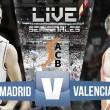 El Real Madrid, con un último cuarto de libro, mata al Valencia