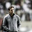 """Thiago Larghi elogia desempenho, mas lamenta derrota do Atlético-MG: """"Perdemos todos juntos"""""""