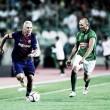Berbatov brilla en el triunfo de los Amigos de Stoichkov ante el Barça Legends