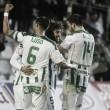 Córdoba CF - UE Llagostera: puntuaciones Córdoba CF, jornada 17 Liga Adelante