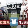 Llagostera y Almería caminan de la mano hacia Segunda B