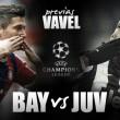Bayern Múnich - Juventus: la última esperanza de dos naciones en horas bajas