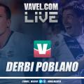 Resumen y goles Lobos BUAP 0-4 Puebla en Derbi Poblano 2019