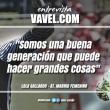 """Entrevista. Lola Gallardo: """"Somos una buena generación que puede hacer grandes cosas"""""""