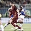 Partita Roma vs Sampdoria in diretta in Serie A live (2-1)
