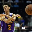Lonzo Ball : what a man !