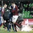 Torcida do Metz joga bomba em goleiro Lopes e partida contra Lyon é suspensa