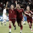 Histórico debut de la sub-17 en Jordania