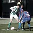 Los extremeños arrollan al Betis Deportivo