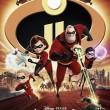 Los Increíbles 2 es la película animada más taquillera en Estados Unidos