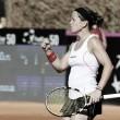 Fed Cup 2016. Lourdes Domínguez-Lino: el poder de la experiencia