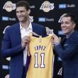 NBA, le ambizioni dei nuovi Los Angeles Lakers
