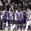 La Fiorentina s'offre la Juve sur son territoire