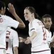 Paris Saint-Germain (0) 0-1 (8) Olympique Lyonnais: Schelin strike seals spot in final
