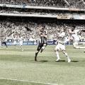 """<p class=""""MsoNormal"""" align=""""center"""">Luan durante duelo entre Botafogo-RJ x América - Foto: Daniel Hott / América<o:p></o:p></p>"""