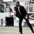 Lucas Alcaraz durante un partido | Fotografía: Juan Ignacio Lechuga